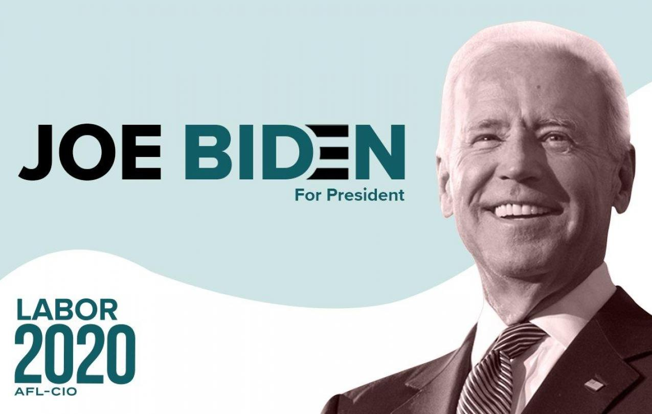AFL-CIO Endorses Joe Biden for President