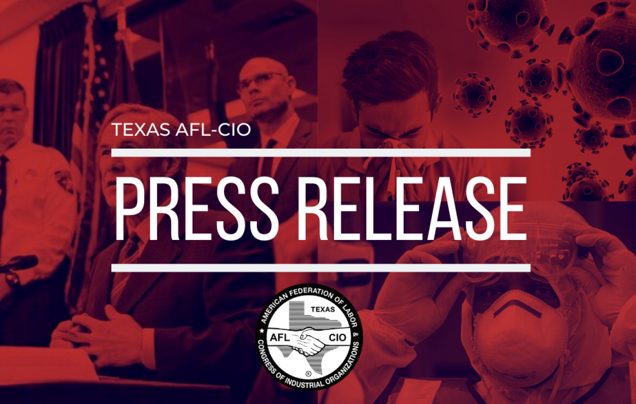 UPDATE! Voices of Texas Working Families Persuade State to Remove Barriers To Coronavirus Unemployment Insurance Benefits